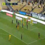 Nantes 1-0 Nîmes - Andrei Girotto 11'