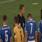 Sarpsborg 08 0-2 Bodø/Glimt - Jens Petter Hauge PK 67'