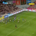 Sparta Praha 2-0 Sigma Olomouc - Lukáš Juliš 45'