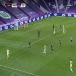 Wolfsburg W [1]-2 Lyon W - Alexandra Popp 57'