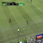 Seattle Sounders 1-0 Los Angeles FC - Raul Ruidiaz 11'