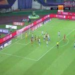 Shanghai SIPG (1)-0 Tianjin Teda- Odil Akhmedov nice goal
