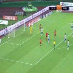 Shanghai SIPG (2)-0 Tianjin Teda - Hulk goal