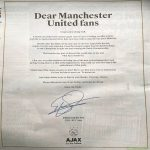 Edwin van der Sar's open letter to Manchester United on Donny van de Beek's transfer
