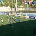 Italy U21 2-0 Slovenia U21 - Filippo Melegoni (free-kick) 37'