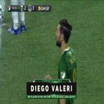 Portland Timbers [2] - 3 LA Galaxy - Valeri '92 (80 - 80 Club)