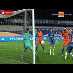 Shandong Luneng [0] - 0 Jiangsu Suning - Fellani incredible miss