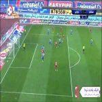 Tractor Sazi [1]-0 Esteghlal: Mohammad Reza Khanzadeh 17': Hafzi Cup Final (Iran)