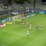 Atlético Mineiro [2] - 0 Sao Paulo - 45' Franco second goal