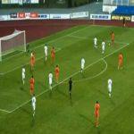 Belarus U21 0-3 Netherlands U21 - Myron Boadu 33'