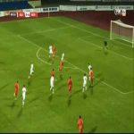 Belarus U21 0-7 Netherlands U21 - Abdou Harroui 90'