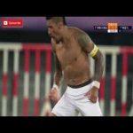 Guangzhou Evergrande [2] - 1 Guangzhou R&F - Paulinho goal 92'