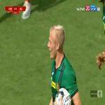 Korona Kielce 2-[1] GKS Jastrzębie - Daniel Rumin 27' (Polish I liga)