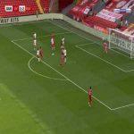 Liverpool [3]-2 Blackpool - Roberto Firmino 54'