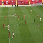 Liverpool [4]-2 Blackpool - Harvey Elliott 69'