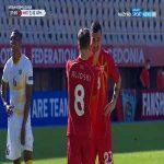 North Macedonia 2-0 Armenia - Ilija Nestorovski PK 38'