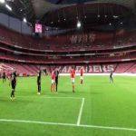 SL Benfica [2] - 0 Stade Rennais - Gabriel 64'