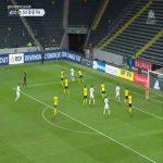 Sweden 0-1 France - Kylian Mbappe 41'