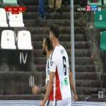 Zagłębie Sosnowiec 1-0 GKS Tychy - Gonçalo Gregório PK 75' (Polish I liga)