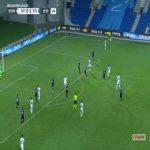 Israel [1]-1 Slovakia - Ilay Eliyau Elmkies 90'+1'