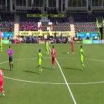 2 Great Goals in 3 minutes secures Leyton Orient's comeback against Forest Green