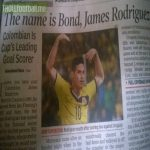 Ah yes bond James Rodriguez..great player