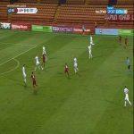 Armenia 1-0 Estonia - Aleksandre Karapetian 43'