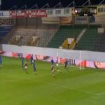 Austria U21 [1]-2 England U21 - Patrick Schmidt 60'
