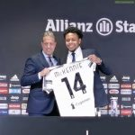 Weston McKennie to Juve