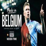 Made in Belgium...coming soon!