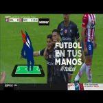 Monterrey 0 - [1] Atlas - Luciano Acosta 68'