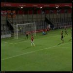 United U21s 1-0 Salford City - Hannibal Mejbri 8'