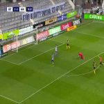 Hammarby IF [1]-0 IFK Goteburg Aron Johannsson
