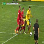 Braunschweig [3]-2 Hertha Berlin - Martin Kobylanski 44'