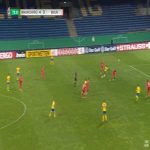 Braunschweig [5]-3 Hertha Berlin - Suleiman Abdullahi 73'