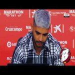 Éver Banega, between tears, says goodbye to 'the club of his life' Sevilla