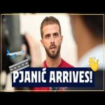 Pjanic's first words in Barcelona.