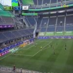 Seattle Sounders [1] - 0 San Jose Earthquakes - Morris 4'