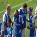 Birmingham 1-0 Brentford - Jeremie Bela 37'