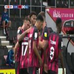 Bournemouth 1-0 Blackburn Rovers: Stacey 25'