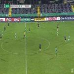 Jena 0-2 Bremen - Tahith Chong 88'