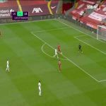 Liverpool 2 - [2] Leeds - Bamford 30'