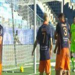 Montpellier 1-0 Nice - Gaetan Laborde 18'