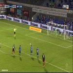 PEC Zwolle 0-[2] Feyenoord - Steven Berghuis 68' (call + penalty)