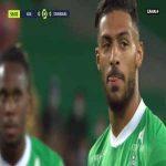 Saint-Etienne 1-0 Strasbourg - Denis Bouanga penalty 57'