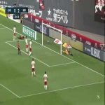 Consadole Sapporo (1)-2 Urawa Reds - Jay Bothroyd 1st goal