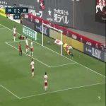 Consadole Sapporo (2)-2 Urawa Reds - Jay Bothroyd 2nd goal