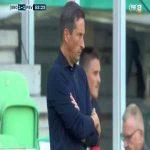 Groningen [1]-1 PSV - Tomáš Suslov 54' (mistake by Yvon Mvogo)
