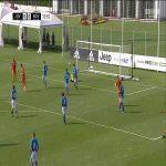 Juventus [1] - 0 Novara | C. Ronaldo '20