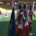 Monaco 1-0 Nantes - Sofiane Diop 5'